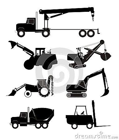 Industry trucks and equipment