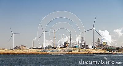 Industry & turbines