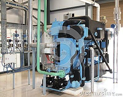 Industry (vapor absorption) machine