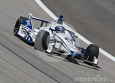 INDYCAR 2012:  Firestone 550 JUN 08 Editorial Photography