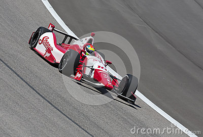 INDYCAR 2012:  Firestone 550 JUN 08 Editorial Stock Image