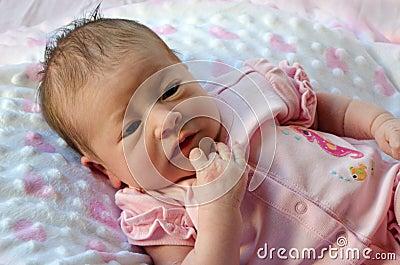 Infant reflection