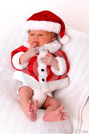 Infant Santa