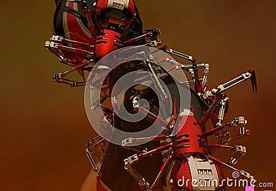 Infected Cyborg (HD)