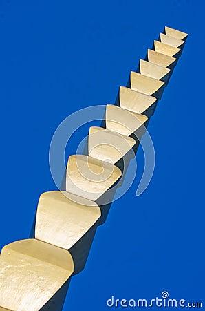 Infinite Column