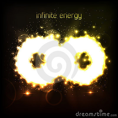 Infinite energy