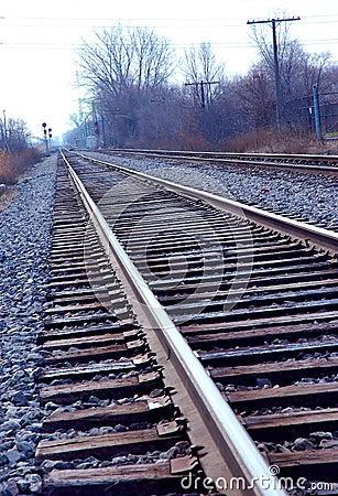 Infinite railroad