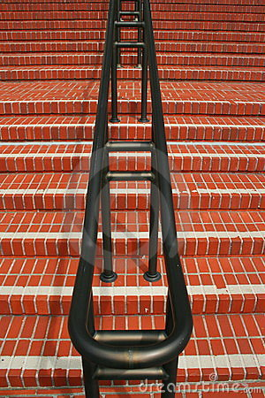 Infinite Steps And Handrails