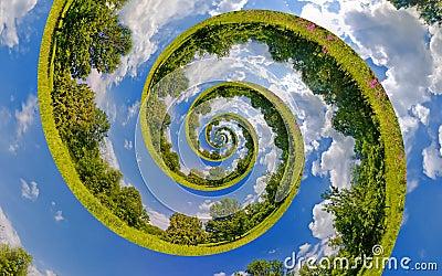Infinity Earth