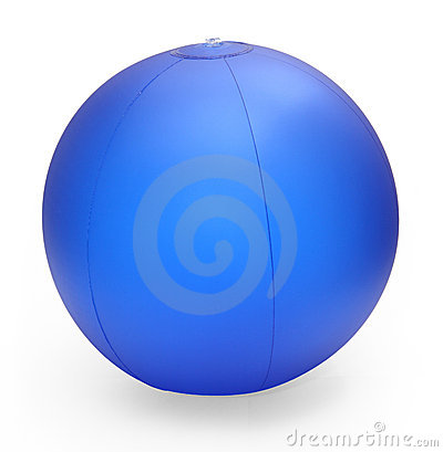 Free Inflatable Beach Ball Stock Photos - 13947583