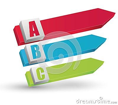 Info-grafische Elementen