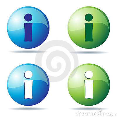 Info icons Vector Illustration