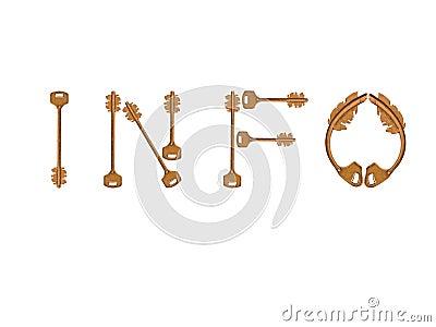Info keys