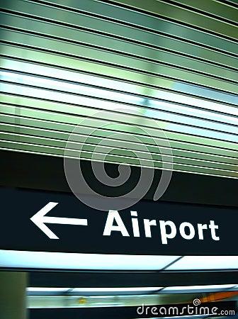 Info signage