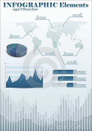 Infochart template