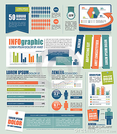Free Infographic Royalty Free Stock Image - 26940856