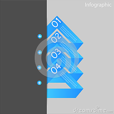 Infographic横幅设计元素