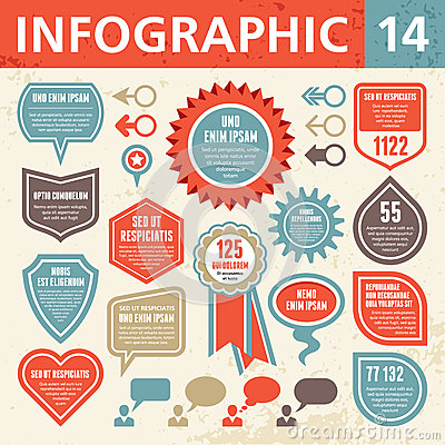 Free Infographic Elements 14 Royalty Free Stock Images - 31191019
