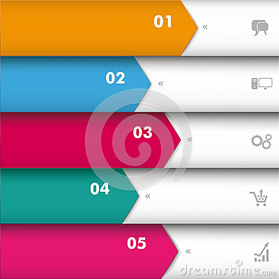 Infographic Ideas infographic lines : Production Line 2 Gears Infographic Stock Illustration - Image ...