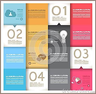 Free Infographic Template Design - Original Geometrics Stock Photos - 29406513