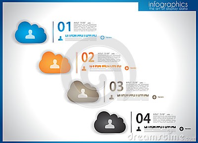 Infographic template for statistic data visualization. Modern composition to use like infoc