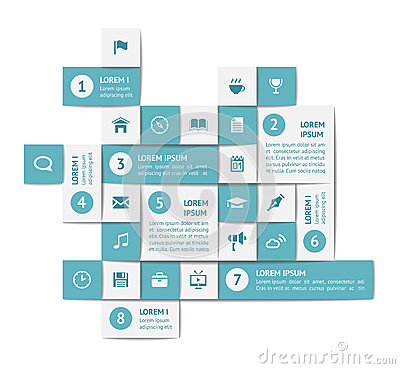 Infographics和网元素