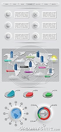 Infographics Elemente