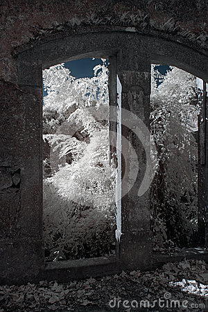 Infrared ruin