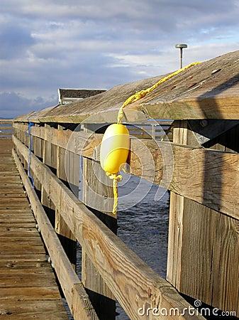 Ingiallisca il galleggiante