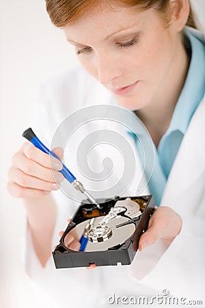 Ingénieur Informaticien Féminin - <b>Disque Dur</b> De Réparation De Femme Photos ... - ingnieur-informaticien-fminin-disque-dur-de-rparation-de-femme-18607605