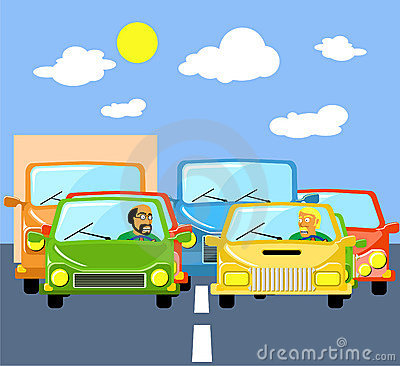 Ingorghi stradali