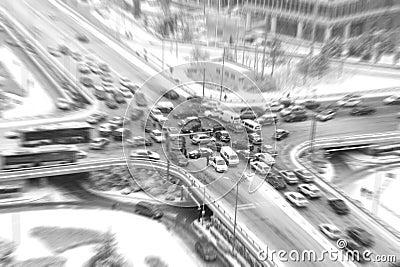 Ingorgo stradale
