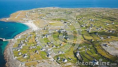 Inisheer island