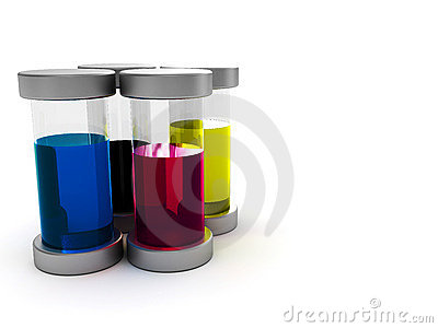 Ink containers