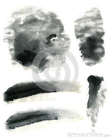 Free Ink Soft Effect Texture Stock Photo - 55172960
