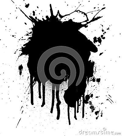 Free Ink Splat Stock Images - 2472554