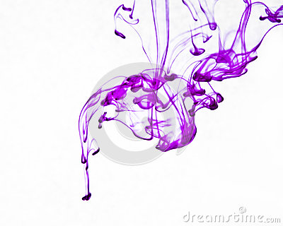 Ink violet