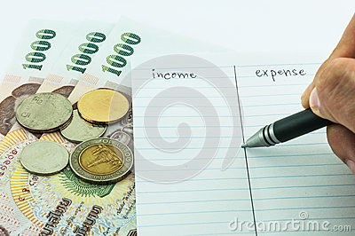 Inkomst & kostnad