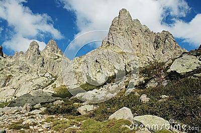 Inland Corsica, Restonica Valley