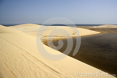 Inland Sea, Qatar