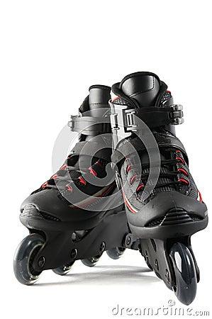 Free Inline Skates Stock Images - 5005434