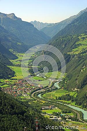 Inn valley