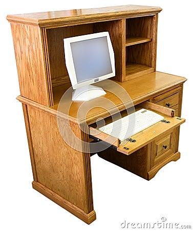 innenministerium computer schreibtisch stockfotografie bild 2531382. Black Bedroom Furniture Sets. Home Design Ideas