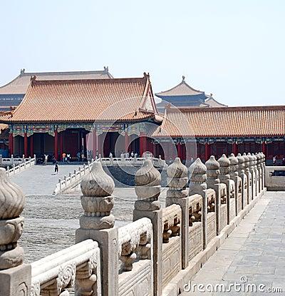 Inner Court, Forbidden City
