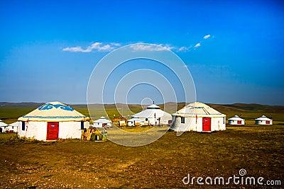 Inner Mongolia Yurt