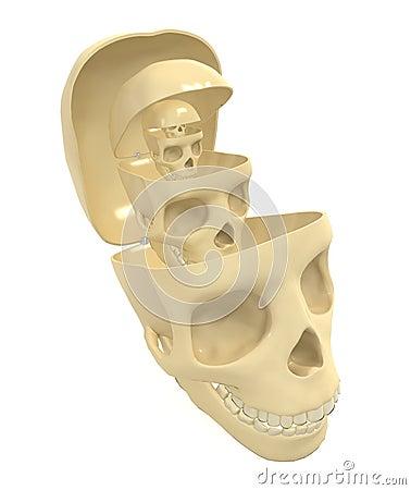 Inner Skulls