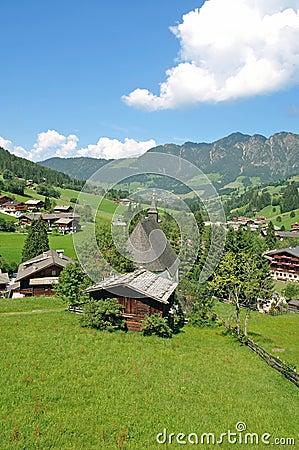 Inneralpbach,Alpbach Valley,Tirol,Austria