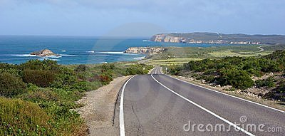 Innes National Park Coast Road