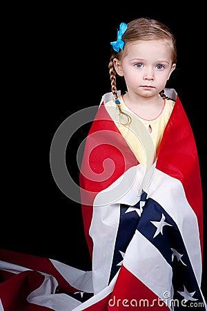 Innocent American Girl