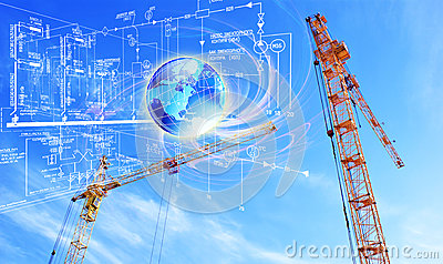 Innovativt planlägga för teknik
